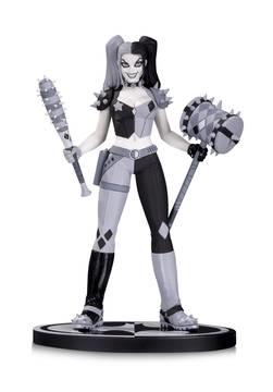 7e8f3b01f03f DC Collectibles Batman Harley Quinn Black and White Statue by Amanda Conner